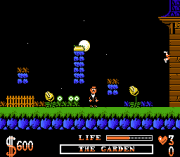 Play Addams Family Online(NES)