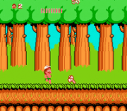 Play Adventure Island Online(NES)