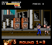 Play Final Fight 3 Online(NES)