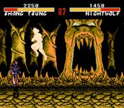 Play Mortal Kombat 4 Online(NES)