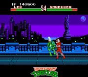 Play Teenage Mutant Ninja Turtles – Tournament Fighters Online(NES)