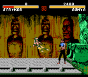 Play Ultimate Mortal Kombat 4 Online(NES)