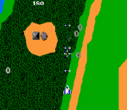 Play Xevious – The Avenger Online(NES)