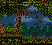 Cheats for 3 Ninjas Kick Back SNES