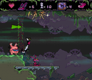 Cheats for AAAHH!!! Real Monsters SNES