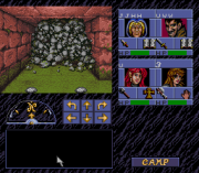 Cheats for Advanced Dungeons & Dragons – Eye of the Beholder SNES