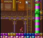 Cheats for Aero the Acro-Bat SNES