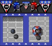 Cheats for American Gladiators SNES
