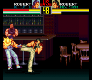 Cheats for Art of Fighting SNES