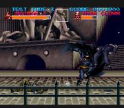 Cheats for Batman Returns SNES