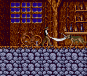 Cheats for Bram Stokers Dracula SNES