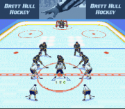 Cheats for Brett Hull Hockey SNES