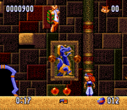 Cheats for Bubsy II SNES