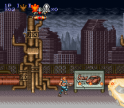 Cheats for Contra III – The Alien Wars SNES