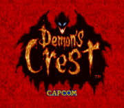 Cheats for Demon's Crest SNES