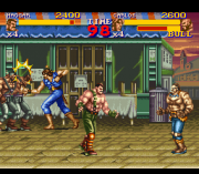 Cheats for Final Fight 2 SNES