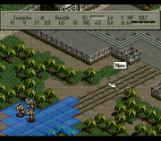 Cheats for Front Mission SNES