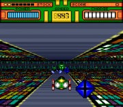 Cheats for HyperZone SNES