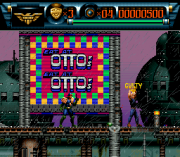 Cheats for Judge Dredd SNES