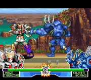 Cheats for Mighty Morphin Power Rangers – Fighting Edition SNES