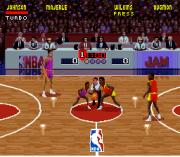 Cheats for NBA Jam SNES