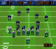 Cheats for NFL Quarterback Club SNES