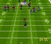 Cheats for NFL Quarterback Club 96 SNES