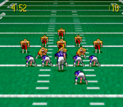 Cheats for Pro Quarterback SNES