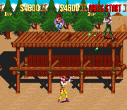 Cheats for Sunset Riders SNES