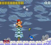 Cheats for Super Adventure Island SNES