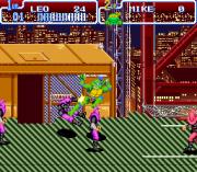 Cheats for Teenage Mutant Ninja Turtles IV – Turtles in Time SNES