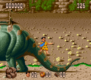 Cheats for The Flintstones SNES