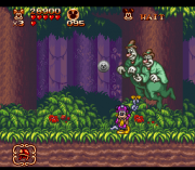Cheats for The Great Circus Mystery Starring Mickey & Minnie SNES