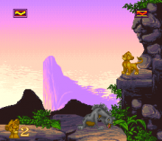 Cheats for The Lion King SNES