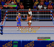 Cheats for WWF Royal Rumble SNES