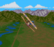 Cheats for Wings 2 – Aces High SNES